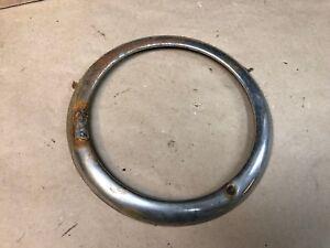 47 48 Ford car headlight trim ring/bezel