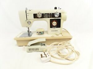 Vintage 1960 Janome New Home Heavy Duty Model 632