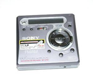 Sony MZ-G750 Minidisc Player/Recorder Walkman Top Zustand