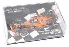 1/43 Orange Arrows Asiatech A22  Monte Carlo GP 2001  High Nose  J.Verstappen