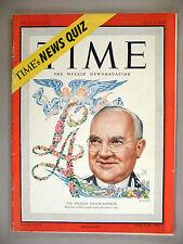 Time Magazine - July 4, 1949 -- Los Angeles Mayor Bowron