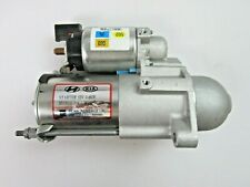 MADE IN KOREA OEM STARTER FOR 06-12 HYUNDAI 08-11 KIA 3.3L 3.5L 3.6L 36100-3C150