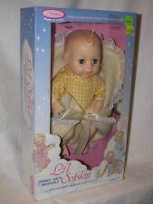 "Vintage 11"" Li'l  Sofskin Baby Doll By Horsman Dolls In Box"