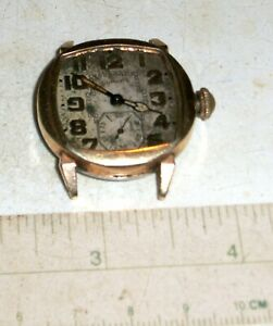 Illinois Antique American Wristwatch