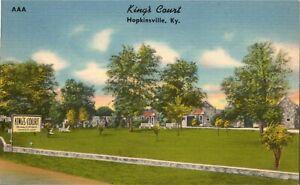 Linen PC: King's Court, Hopkinsville, Kentucky