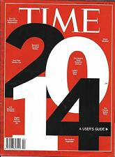 TIME VOL.183 N°1 13/01/2014 2014 USER'S GUIDE/ YELLEN/ DORSEY/ MEYERS/HENRICKSON