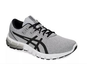 NEW ASICS Men's Gel-Quantum 90 Running Shoes Grey Size 11 Medium