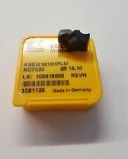 X1 KENNAMETAL KSEM CARBIDE INSERT 16.10MM KSEM 1610HPLM SE DRILL MODULAR INSERT