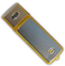 Unbranded 4GB USB Flash Drives