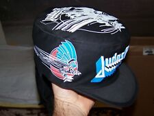 NEW Vintage 1983 JUDAS PRIEST SCREAMING FOR VENGEANCE Painters Cap Hat w/ Tails