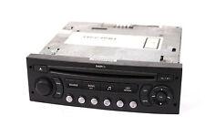 CD Autoradio Peugeot 207 RD4 N1M-01 MP3 Radio 96627394XT Siemens VDO no Code