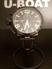 U-Boat A53-BK-C 53mm Chrono watch black dial special edition