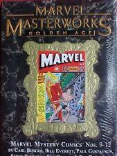MARVEL MASTERWORKS VOL 102 Golden Mystery Comics Gold Foil Variant HC 1st Print
