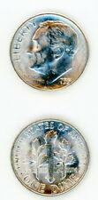 1955-S ROOSEVELT DIME IN GEM BRILLIANT UNCIRCULATED CONDITION - FREE SHIPPING!