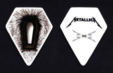 Metallica Small Coffin Guitar Pick - 2009 Death Magnetic Tour