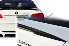 für BMW E92 PERFORMANCE Tuning CARBON Spoiler Heck Flügel Flap Splitter Kofferra