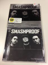 Smashproof - Weekend Special Edition Dvd & CD, Aus Seller, Free Postage