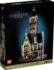 LEGO HAUNTED HOUSE 10273 FAIRGROUND COLLECTION BRAND NEW SET SEALED HARD TO FIND