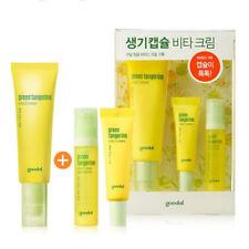 [Goodal]Green Tangerine Vita C Cream 50ml + 10ml Serum10ml Edition Set