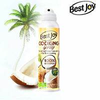 Coconut Cooking Spray Best For Frying / Cooking 7 Oz./201g Non-Stick Fatty Acids