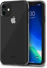 Moshi Vitros Slim Clear Case for iPhone 11  (black)     MV1024