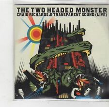 (FQ463) The Two Headed Monster, Craig Richards & Transparent Sound - 2006 DJ CD