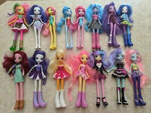 My Little Pony Equestria Doll HUGE Lot INCLUDING ROSELUCK!!