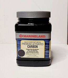 Marineland Black Diamond Media Premium Activated Carbon PA0371, 10 Ounce