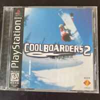 Cool Boarders 2 (Sony PlayStation 1, 1997) PS1 Complete