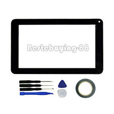 USA New Digitizer Touch Screen Panel for Emerson EM756BK 7 Inch Tablet