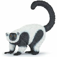 RUFFLED LEMUR Replica 50234 ~ NEW for 2018! FREE SHIP/USA w/ $25.+ Papo Products