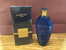 SHALIMAR GUERLAIN BODY LOTION 200 ML / 6.7 OZ WOMEN NIB SEALED BOX ORIGINAL