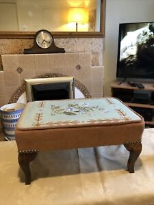 Beautiful Vintage footstool