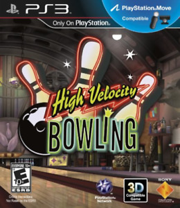 High Velocity Bowling Ps3 GAME NEW