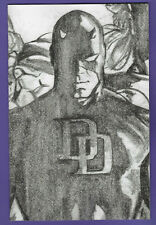 Daredevil #23 1:100 Alex Ross Timeless Sketch Variant Actual Scans!