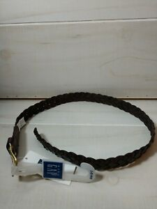 Boys Belt Brown Leather Baby Gap 2-5 Years Accessories NWT Child Kids Stylish