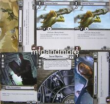Star Wars LCG - Objective Set #189 - Solo's Command