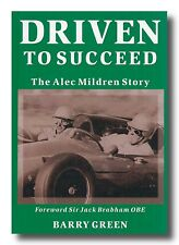 Barry Green DRIVEN TO SUCCEED ALEC MILDREN motor racing ALFA ROMEO SAAB champion
