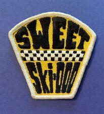Vintage Sweet Ski-Doo Patch Hippie Snowmobile 231S