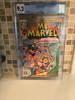 Ms. Marvel #19, CGC NM- 9.2, Ms. Marvel Meets Captain Marvel