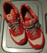 New Balance 574 Red Athletic Shoes for Men for sale | eBay