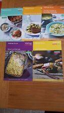 5 Waitrose recipe cards - all Waitrose Love Life 2014