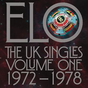 "Electric Light Orchestra - The UK Singles Vol 1 1972-1978 -New 7"" Single Box Set"
