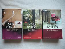 Nora Roberts: Die Garten Eden-Trilogie,  komplett Band 1-3