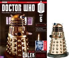 Doctor Who Figurine Collection #Part 6 The last Dalek #AS-A21