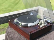 Denon DP57L Turntable, NOS AT 13Ea Cartridge, Excellent Sound ** Update