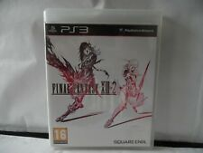 Jeu sony PS3: FINAL OF FANTASY XIII-2 - complet