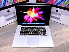 MacBook Pro 15 inch Laptop / 3.3GHz Quad Core i7 / 16GB RAM 1TB SSD / MacOS2017