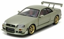 GREENLIGHT 1/18 ARTISAN COLLECTION 1999 NISSAN SKYLINE GT-R R34 DIE-CAST 19033