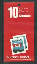 CANADA # 1169b MNH FLAG AND MOUNTAINS Booklet